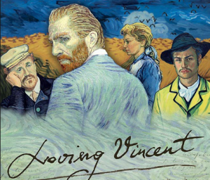 Loving Vincent - cover